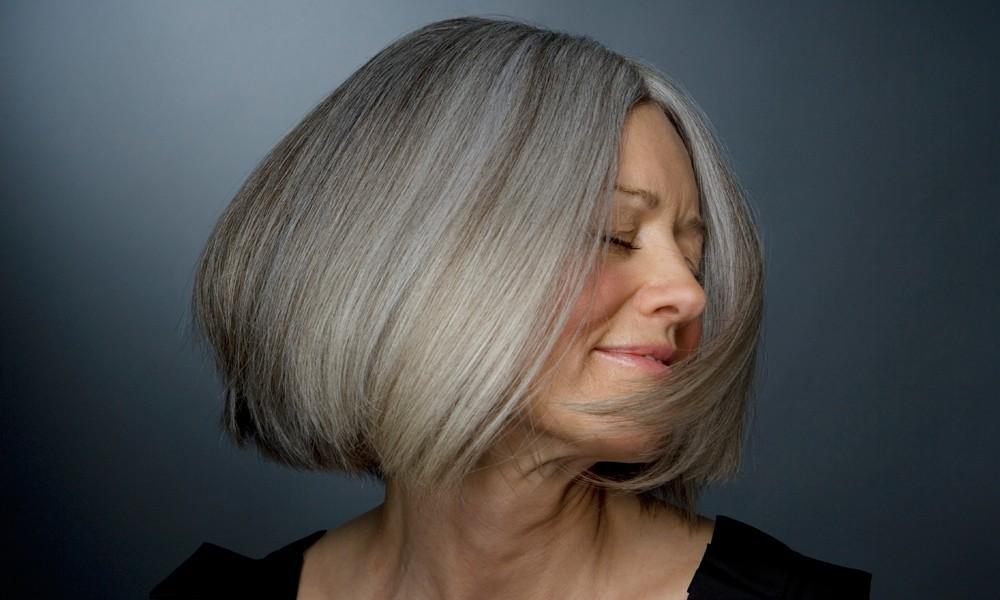 камуфляж волос